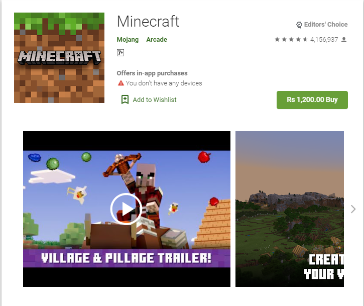 Read more about the article Free Minecraft Pocket Edition APK for Android – Free download